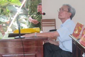Giảm án cho bị cáo Nguyễn Khắc Thủy về tội dâm ô trẻ em
