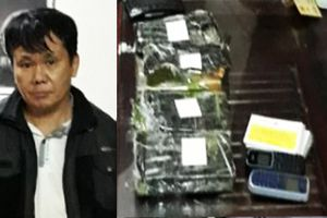 Bắt 2 đối tượng vận chuyển, tàng trữ 5 bánh heroin, 140 viên ma túy tổng hợp