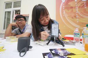 Những sản phẩm ấn tượng tại Hội nghị Trí tuệ nhân tạo