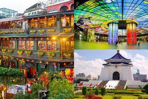 Muốn có ảnh đẹp 'thả thính', đến Đài Loan nhất định không được bỏ qua những địa điểm này