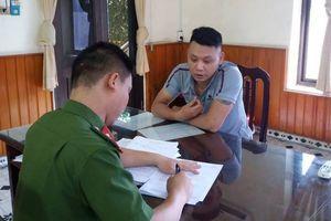 Nam Định: Bắt giữ 9x buôn bán vũ khí qua mạng xã hội