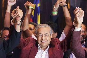 92 tuổi, ông Mahathir Mohamad tái xuất chính trường Malaysia