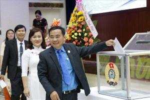 Ông Phan Xuân Quang đắc cử Chủ tịch LĐLĐ tỉnh Quảng Nam