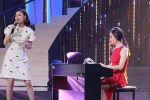 Lâm Vỹ Dạ đàn cho Lan Ngọc khoe giọng lần đầu trên sóng truyền hình