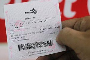 Vé trúng giải Vietlott trị giá gần 304 tỷ đồng hiện đang ở đâu?