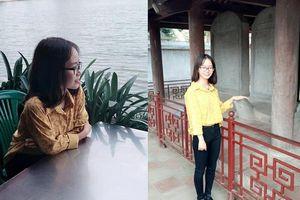 Thí sinh nữ nổi bật nhất Robocon 2018 chia sẻ ảnh đi thăm Hà Nội