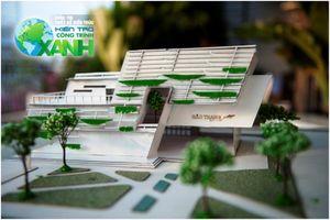 ĐH Bách khoa đạt giải nhất cuộc thi 'Kiến tạo công trình xanh'