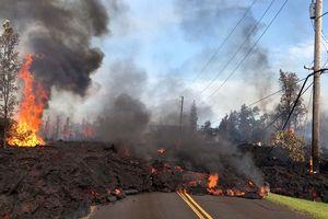 Giới khoa học cảnh báo về đợt phun trào núi lửa mới ở Hawaii
