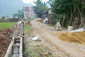 Đột phá trong Xây dựng nông thôn mới