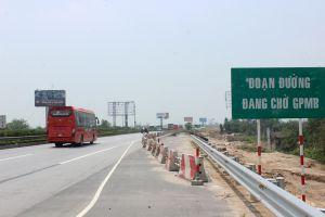 Sau ba lần 'hứa', cao tốc Pháp Vân vẫn chưa thông mặt bằng