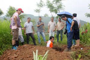 Phát hiện dấu tích văn hóa cách đây 2.500 năm ở Lào Cai