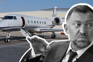 Tài phiệt Nga hủy hợp đồng triệu USD thuê máy bay Mỹ
