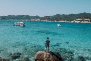Đắm mình trong vẻ đẹp thanh bình trên đảo Bình Hưng