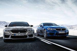 BMW M5 Competition mạnh ngang siêu xe giá 2,5 tỷ đồng