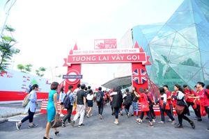 Lần đầu tiên, Cơ sở Ecopark của Đại học Anh quốc Việt Nam mở cửa đón khách tham quan