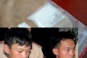 Sơn La: Bắt giữ hai thanh niên ôm mộng làm giàu từ ma túy