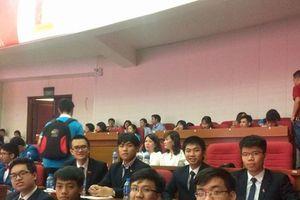 Việt Nam thắng lớn tại Olympic Vật lý châu Á 2018