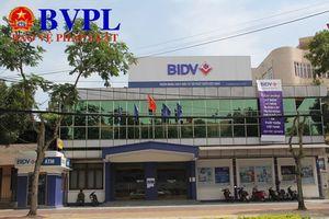 Nghệ An: Nhân viên Ngân hàng BIDV cho người chết vay tiền