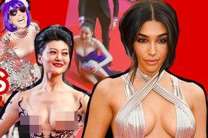 Muốn được chú ý tại Cannes: Cứ làm trò lố và hở bạo