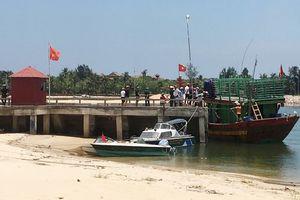 Một ngư dân Quảng Bình bị lưới quấn xuống biển tử vong