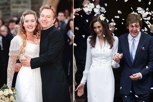 Khoảnh khắc đám cưới tuyệt đẹp của các ngôi sao nổi tiếng khiến chị em chỉ MUỐN CƯỚI NHANH thôi