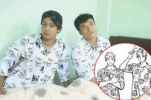 Dân mạng 'chỉ điểm' bằng chứng đáng yêu Bùi Tiến Dũng và trai đẹp FLC Thanh Hóa Ryu chính là cặp bạn thân hot nhất MXH