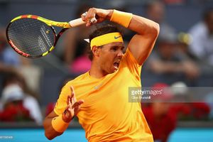 Tứ kết Madrid mở rộng: Rafael Nadal thua sốc trước Dominic Thiem