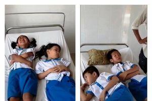 Hơn 70 ngày sau vụ ngộ độc nghi do uống sữa Nutifood: Nhiều học sinh vẫn phải nhập viện