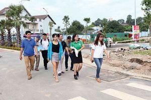 Doanh nghiệp bất động sản gia tăng quỹ đất sạch