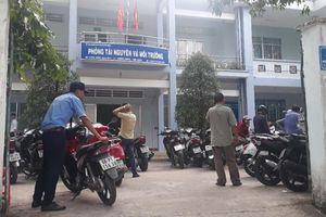 Tin thất thiệt: Phòng TN-MT Phú Quốc ngưng giao dịch ?!