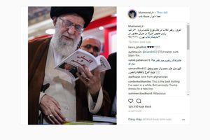 Lãnh đạo tối cao Iran trêu Tổng thống Trump?