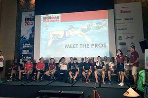 Cuộc đua khắc nghiệt Ironman 70.3 lần thứ tư trở lại Đà Nẵng