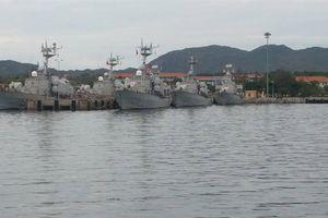 'Thiết bị lạ' trên tàu tên lửa Molniya 1241.RE Việt Nam