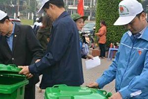 Yên Bái: Làm sạch môi trường bằng 'thùng rác tuổi trẻ'