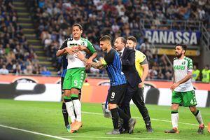 Inter thua sốc, Icardi tính chuyện ra đi
