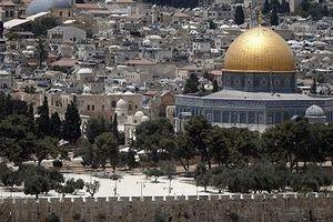 Jerusalem quyền lực mềm