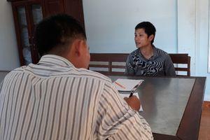 Quảng Nam: 9X vào đồn công an trộm xe tang vật
