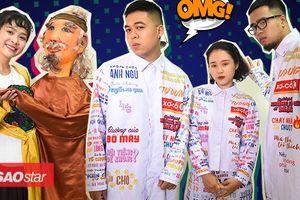 Lộn Xộn - Khánh Ly khoe trang phục diễn 'độc nhất vô nhị' trong chung kết Sing My Song