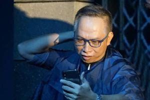 Nhiếp ảnh gia Phạm Hoài Nam lần đầu đóng kịch