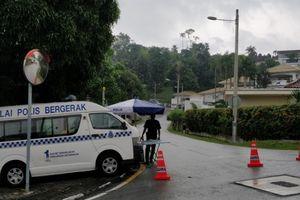 Cảnh sát Malaysia phong tỏa tư dinh cựu Thủ tướng Najib Razak