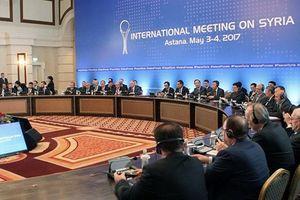 Kazakhstan ấn định thời gian tổ chức vòng đàm phán hòa bình Syria