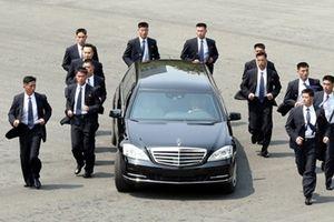 Bí ẩn đội mật vụ bảo vệ lãnh đạo CHDCND Triều Tiên