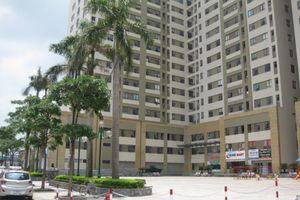 Hà Nội: Sắp kiểm tra chung cư HHB - Đan Phượng