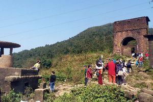 Hiện vật khai quật tại di tích Hải Vân Quan tạm lưu giữ tại Bảo tàng cổ vật cung đình Huế