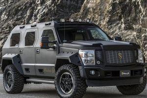 Top 13 mẫu SUV đắt nhất thời đại