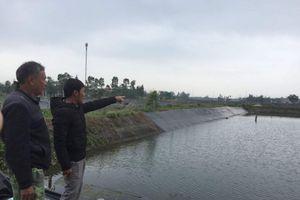 Hàng chục hộ dân kêu cứu việc quy hoạch cây xăng chồng lên khu nuôi trồng thủy sản