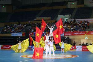 Khai mạc vòng chung kết Futsal HDBank VĐQG 2018