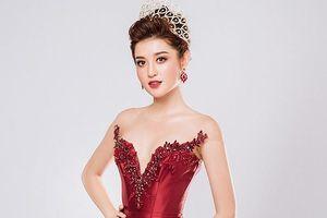 Huyền My lại xuất sắc lọt top 32 'Hoa hậu của các Hoa hậu 2017'