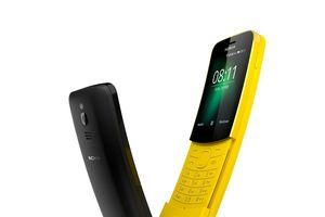 Điện thoại chuối Nokia 8110 lên kệ thị trường Việt giá 1,68 triệu