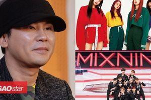 Ăn theo Mnet nhưng thất bại và không chịu cho 'gà' nhà comeback, YG lỗ 84% doanh thu